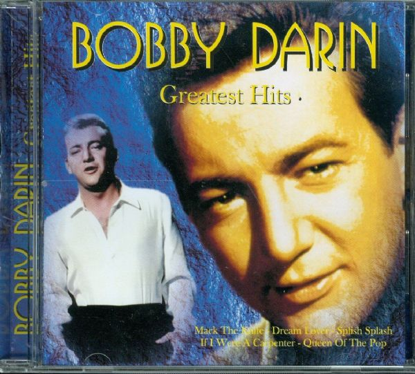 BOBBY DARIN - GREATEST HITS ( CD 2002) NEW N SEALED